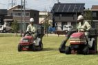 乗用芝刈機 BARONESS:GM130A